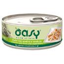 OasyNatural umido al pollo con anatra e verdure
