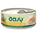 OasyNatural umido al pollo con formaggio e mais