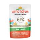 Almo NatureHFC Natural al salmone e zucca