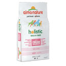 Almo NatureHolistic grain free Adult Dog M/L (salmone)