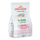 Almo NatureHolistic grain free Adult Dog XS/S (salmone)