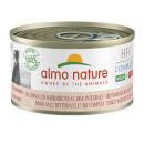 Almo NatureHFC Complete per cani (tacchino con barbabietola)