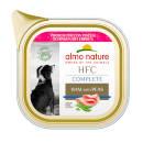 Almo NatureHFC Complete per cani (prosciutto con piselli)