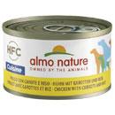Almo NatureHFC Cuisine per cani (pollo con carote e riso)