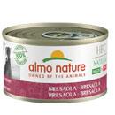Almo NatureHFC Natural per cani Made in Italy (bresaola)