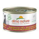 Almo NatureHFC Natural per cani (manzo con patate e piselli)