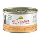 Almo NatureHFC Natural per cani (pollo con carote e riso)