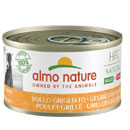 Almo NatureHFC Natural per cani Made in Italy (pollo grigliato)