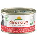 Almo NatureHFC Natural per cani Made in Italy (prosciutto con formaggio)