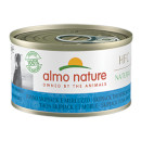Almo NatureHFC Natural per cani (tonno skipjack e merluzzo)