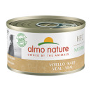 Almo NatureHFC Natural per cani (vitello)
