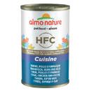 Almo NatureHFC Cuisine con tonno, pollo e formaggio