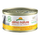 Almo NatureHFC Natural (filetto di pollo)