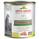 Almo NatureHFC Natural con pollo e salmone