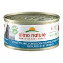 Almo NatureHFC Natural (tonno, pollo e formaggio)