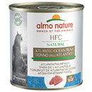 Almo NatureHFC Natural con tonno dell'Atlantico