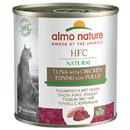 Almo NatureHFC Natural con tonno e pollo
