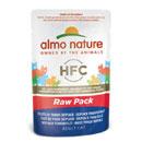 Almo NatureHFC Raw Pack (filetto di tonno Skipjack)