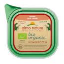 Almo NatureBio organic monoprotein (salmone)