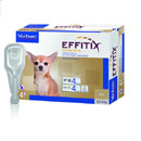VirbacEffitix per cani di taglia extra-small