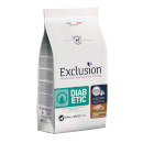 ExclusionDiet Diabetic Small breed maiale, sorgo e piselli