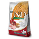FarminaN&D Ancestral Grain Light Medium/Maxi canine (pollo e melograno)