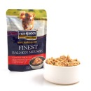 Fish4Dogs Finest Mousse per cani (salmone)