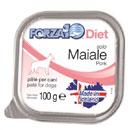 Forza 10Solo Diet paté al maiale per cani