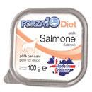 Forza 10Solo Diet paté al salmone per cani