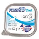 Forza 10Solo Diet paté al tonno per cani