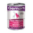 GemonAdult medium bocconi (manzo e fegato)