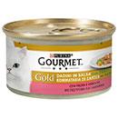 PurinaGourmet Gold dadini in salsa con trota e verdure