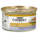 PurinaGourmet Gold dadini in salsa con vitello e verdure