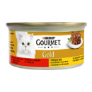 PurinaGourmet Gold intrecci di gusto con pollo e manzo
