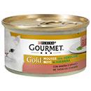 PurinaGourmet Gold mousse con anatra e spinaci
