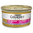 PurinaGourmet Gold mousse per gattini con vitello