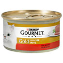 PurinaGourmet Gold mousse con manzo