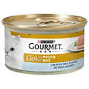 PurinaGourmet Gold mousse con pesce dell'oceano