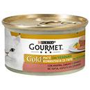 PurinaGourmet Gold patè con anatra, carote e spinaci