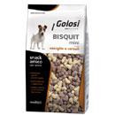 GolosiBisquit mini (vaniglia e cereali)