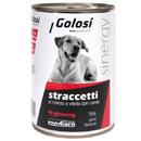 GolosiStraccetti in salsa (manzo, vitello e carote)
