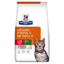 Hill'sPrescription Diet c/d feline Urinary Stress + Metabolic
