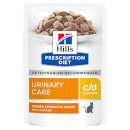 Hill'sPrescription Diet c/d feline bocconcini al pollo