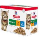Hill'sScience Plan feline Kitten bocconcini multipack