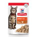Hill'sScience Plan feline Adult bocconcini al tacchino