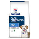 Hill'sPrescription Diet d/d canine (anatra e riso)