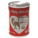 MonAmourAdult Paté per gatti con agnello e verdure