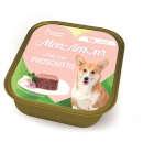 MonAmourAdult Paté per cani con prosciutto