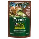 MongeBWild Grain Free bocconcini (bufalo)