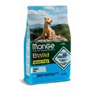 MongeBWild Grain Free Mini (acciughe, patate e piselli)